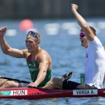 Olympics Latest: Hungary's Canoers Win 1000m Gold, Silver