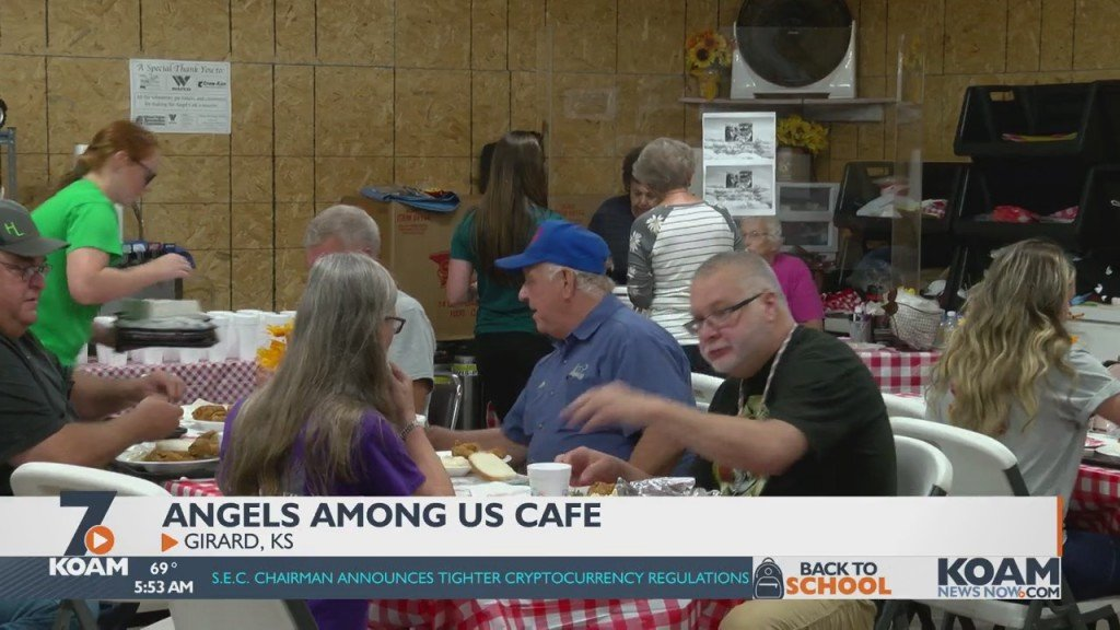 Angels Among Us Cafe Part 1 (08/05/2021)