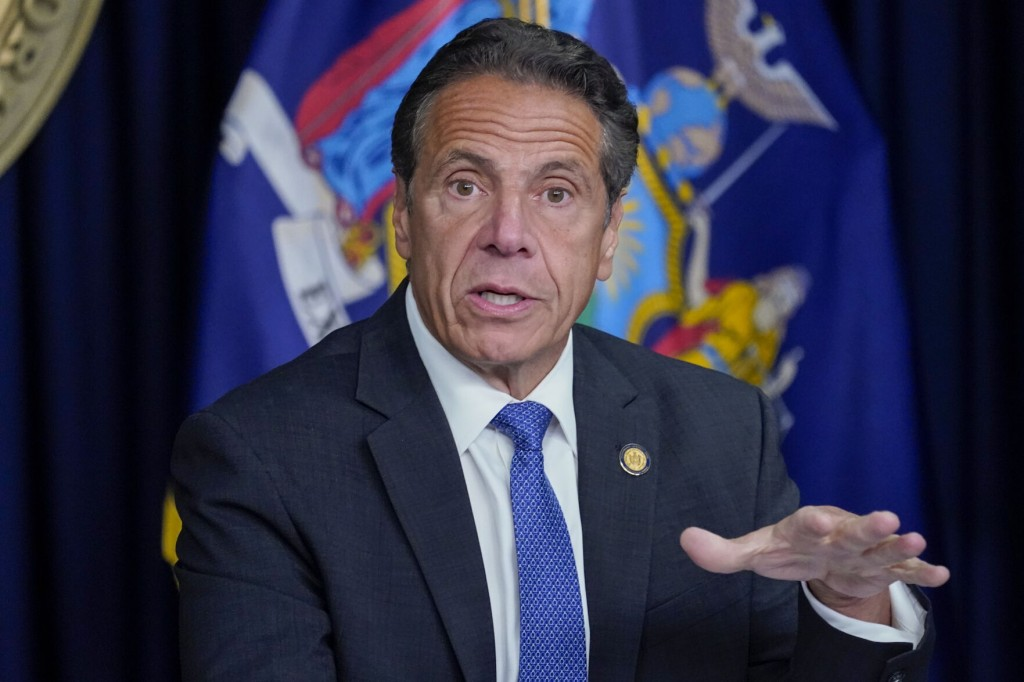 What Gov. Andrew Cuomo's Accusers Felt, In Their Own Words