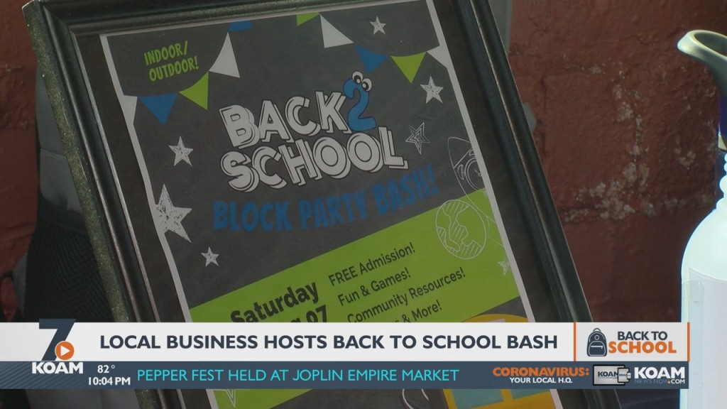 The Fun Zone Depot In Pittsburg Is Connecting Area Families With Local Resources Before Kids Head Back To School