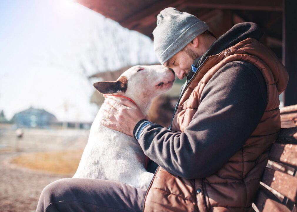 Celebrate National Dog Day With These 10 Heartwarming Stories About Dogs Saving Humans' Lives