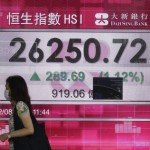 Asian Stocks Rise Even As China's Manufacturing Slows