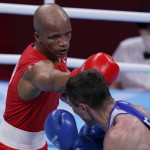 Olympics Latest: Cuban Boxer Iglesias Wins Gold In Tokyo