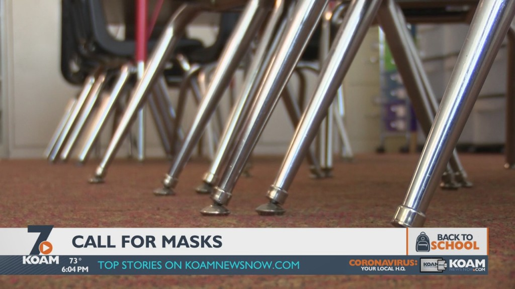 Local schools react to letter asking for universal masking
