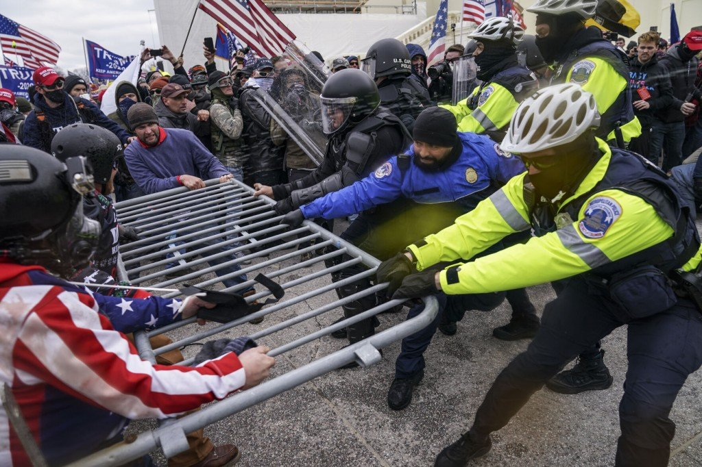 Insurrection at the U.S. Capitol