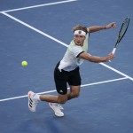 Olympics Latest: Zverev Wins Tennis Gold For Germany