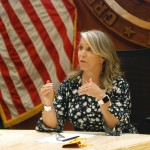 New Mexico Governor Joins Us Conservation Challenge