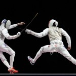 Olympics Latest: France Beats Russians For Team Foil Gold