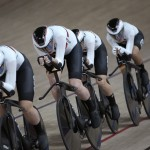 Olympics Latest: German Cyclists Shatter World Record