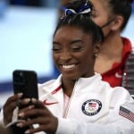 Biles Returns To Olympic Competition, Wins Bronze On Beam