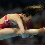 Olympic Latest: China's Shi Wins Another Diving Gold