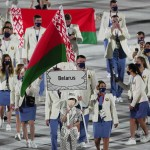 Olympics Latest: Belarus Runner Says Team Forcing Departure