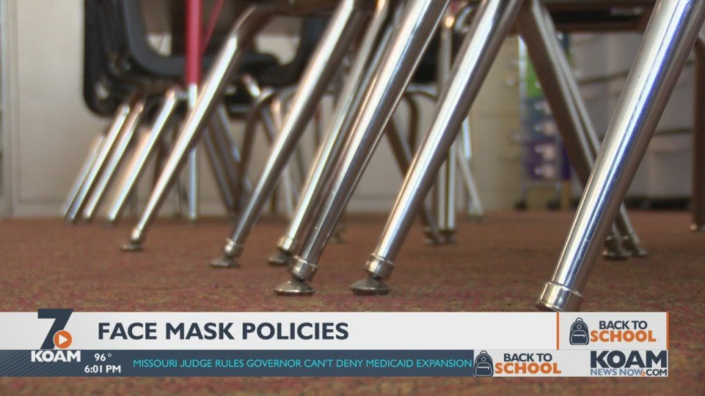 Area School Districts Decide To Only Make Mask Recommendations