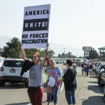 About 1k In Deep Red Idaho Protest Joe Biden Visit To State