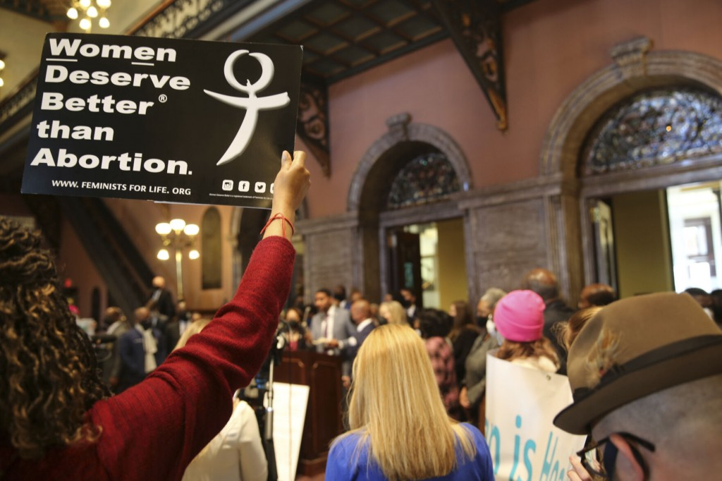 South Carolina Abortion Law Challenge Backed By 20 States