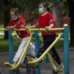 The Latest: Virus Infects 99 Kids At Philippine Orphanage