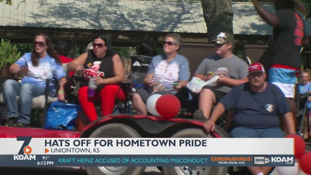 This Labor Day, A Longstanding Tradition Returns To A Southeast Kansas Town