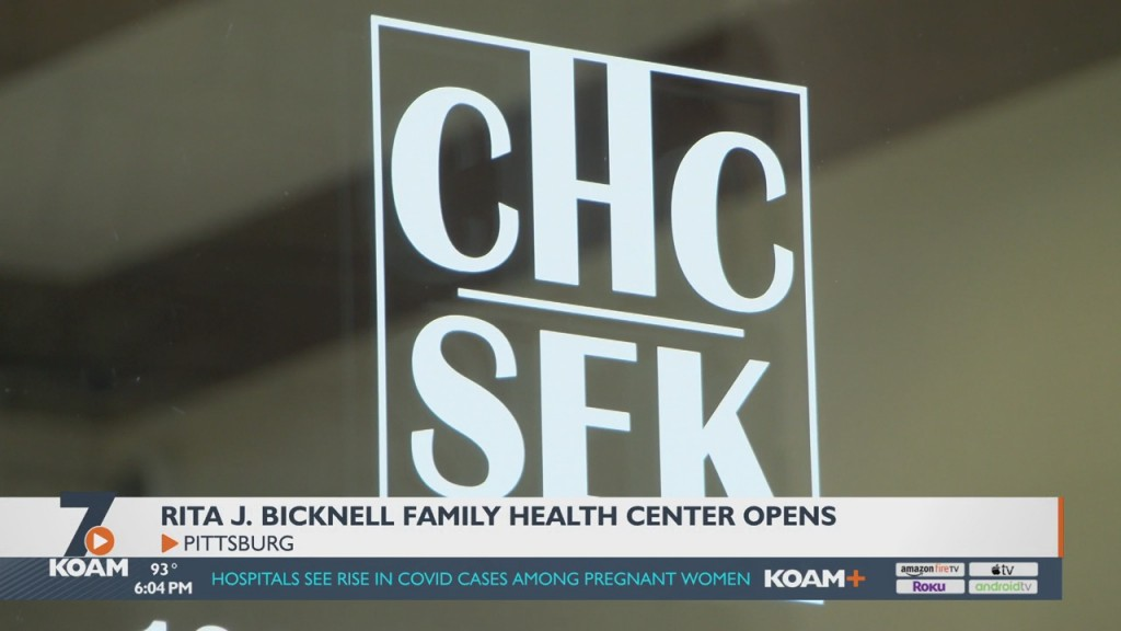 The Community Health Center Of Southeast Kansas Now Has A Second Location In Pittsburg