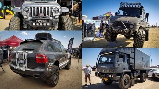 The Best Vehicles From Overland Expo Mountain West 2021