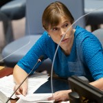 Women's Voices At Un General Assembly Few, But Growing