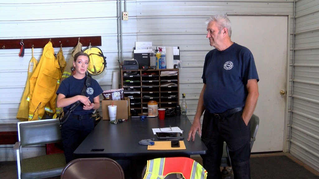 Firefighters In Diamond Discuss Training Complications Caused By Covid 19