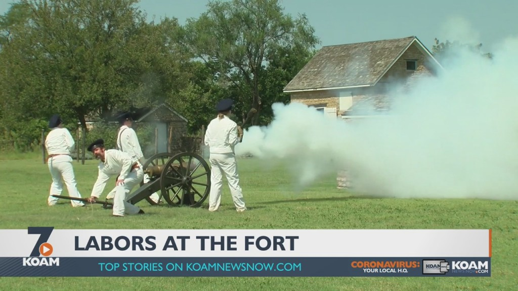 This Labor Day Weekend, A Local Historical Site Takes Us Back In Time And Tells Us The Importance Of Observing The Holiday