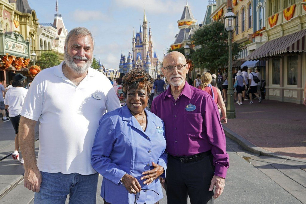 Disney World Opened 50 Years Ago; These Workers Never Left