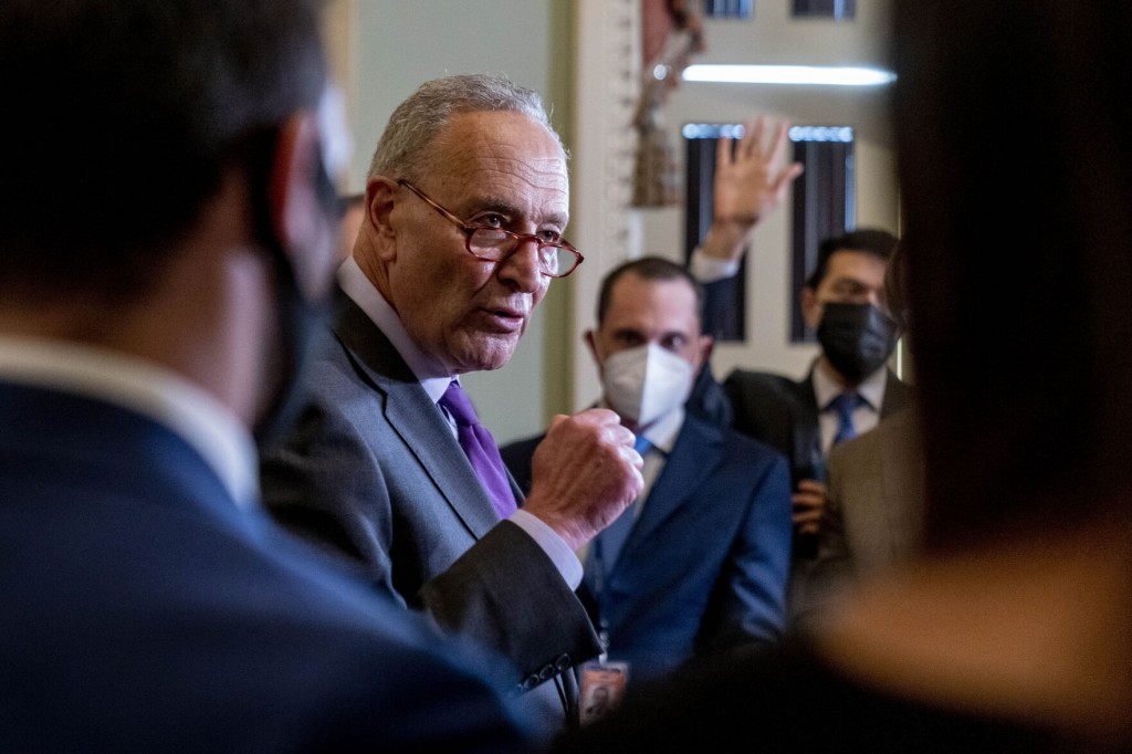 Democrats Tackling Flash Points Of Taxes, Health, Climate