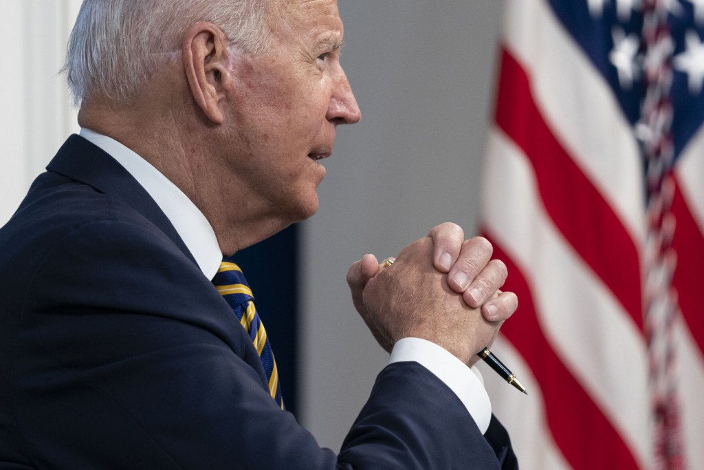 Biden, Other Leaders Meet To Push For More Action On Climate