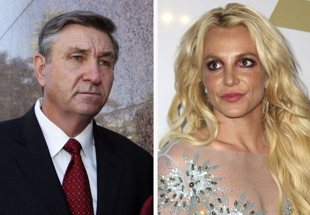 Britney Spears' Father Files To End Court Conservatorship