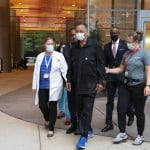 Jackson Released From Chicago Facility After Covid Recovery