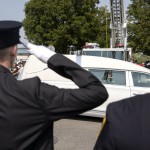 Marine's Body Returned To Indiana Hometown With Procession