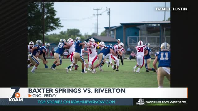 Riverton Opens Season With Shutout Over Baxter Springs