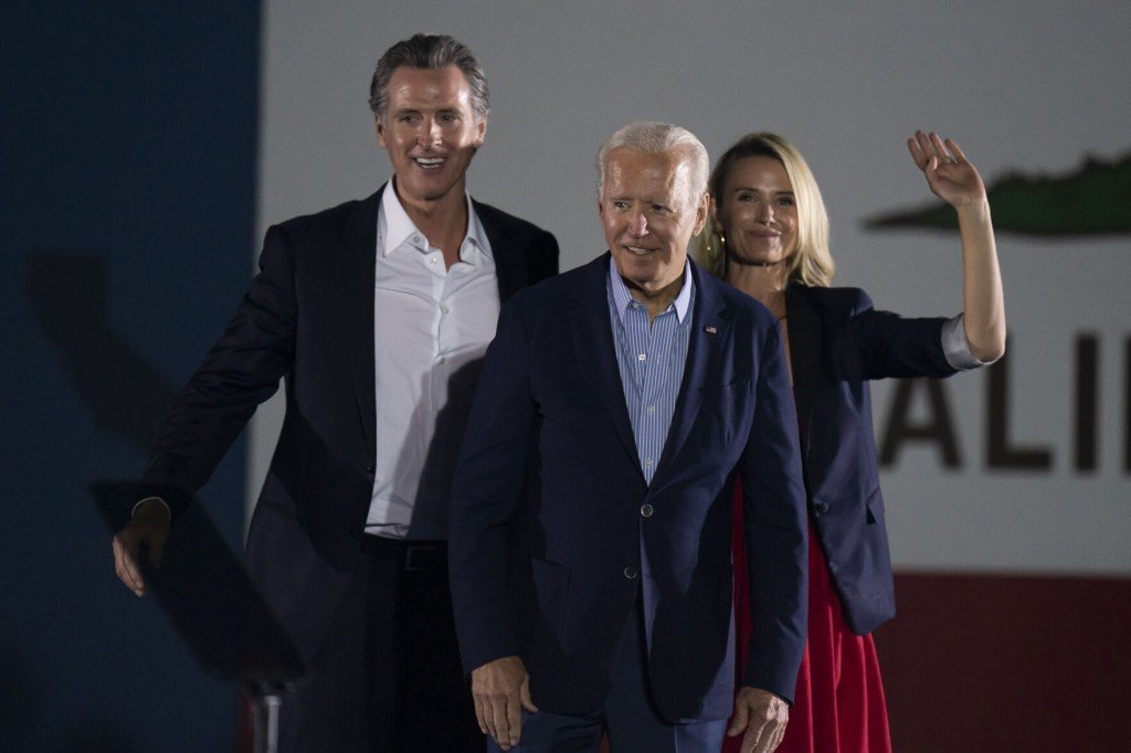 Recall Vote Highlights California's Geopolitical Divisions
