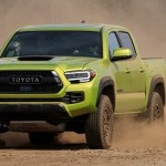 2022 Toyota Tacoma Trd Pro First Drive: An Aging Pro Ups Its Off Road Game