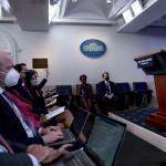 The Latest: Biden To Announce Sweeping New Vaccine Rules