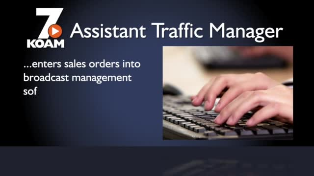 Assistant Traffic Manager