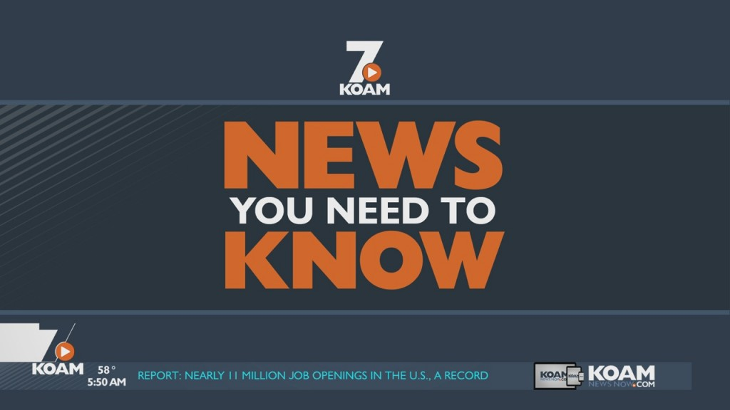 News To Know (9 09 2021)