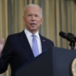 The Latest: Biden Urges Booster Shots For Those Eligible