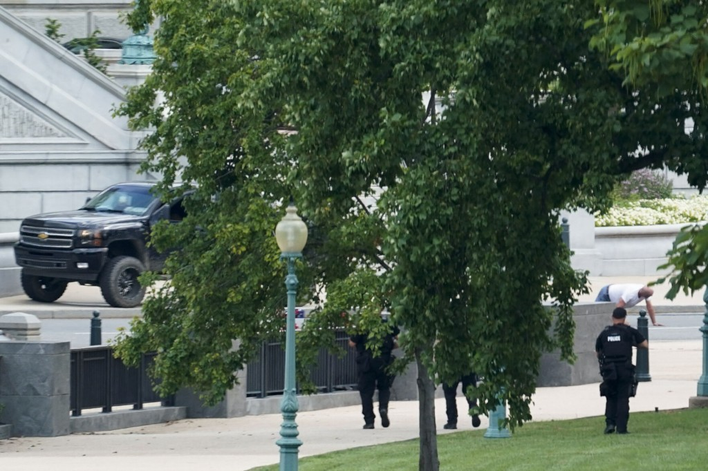 Man Who Claimed To Have Bomb At Capitol Competent For Trial