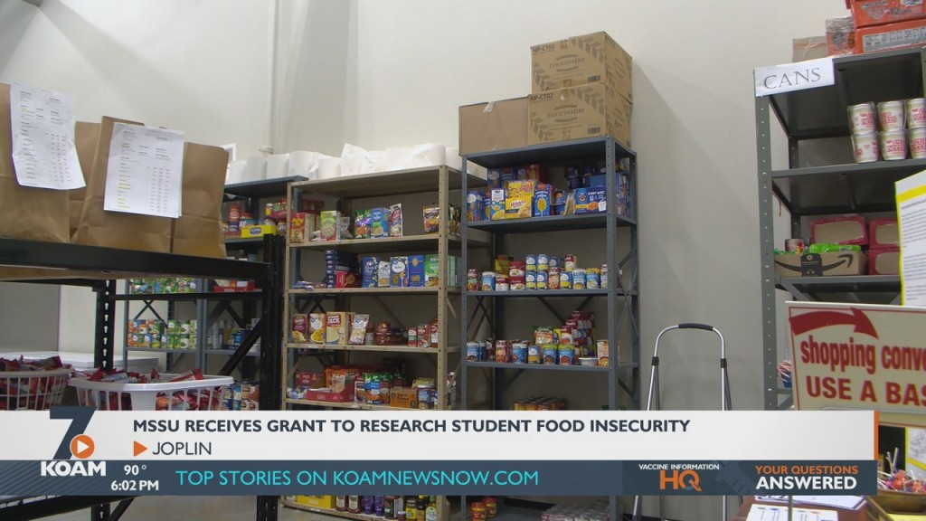Mssu Receives Grant To Learn About Food Insecurity In Students
