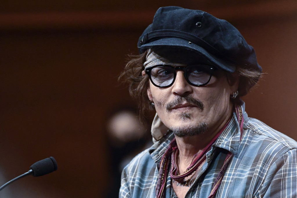 """Johnny Depp: """"not One Of You"""" Is Safe With """"cancel Culture"""""""