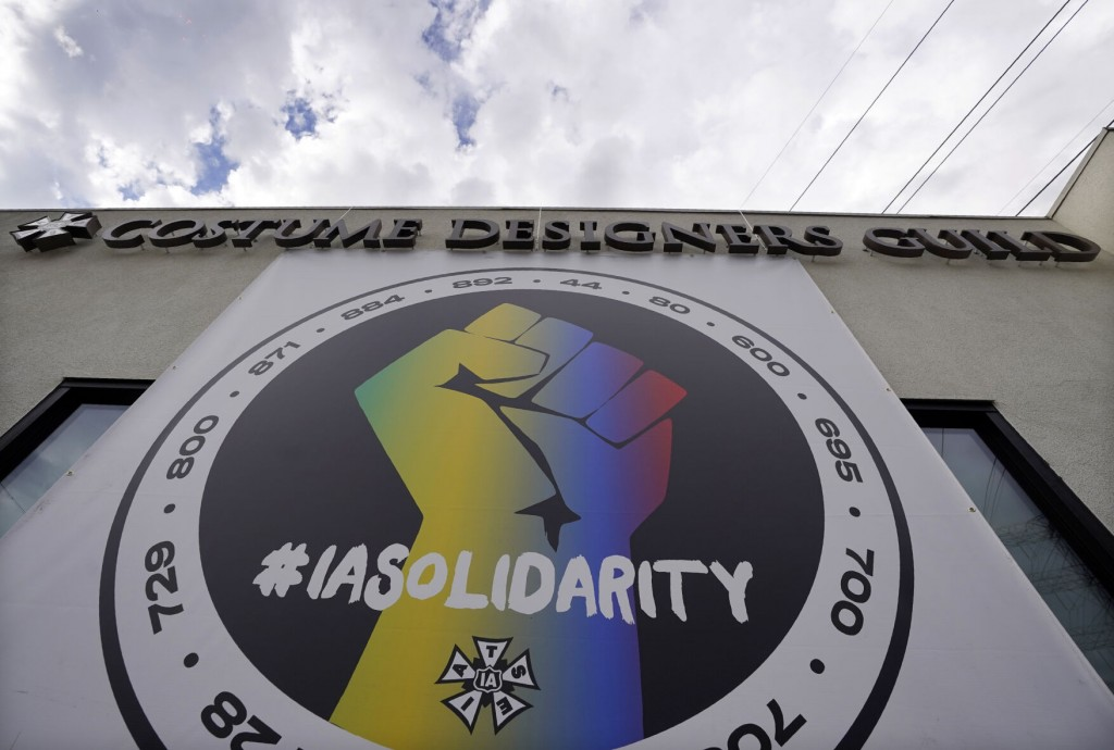 Hollywood's Behind The Scenes Crews Vote To Authorize Strike