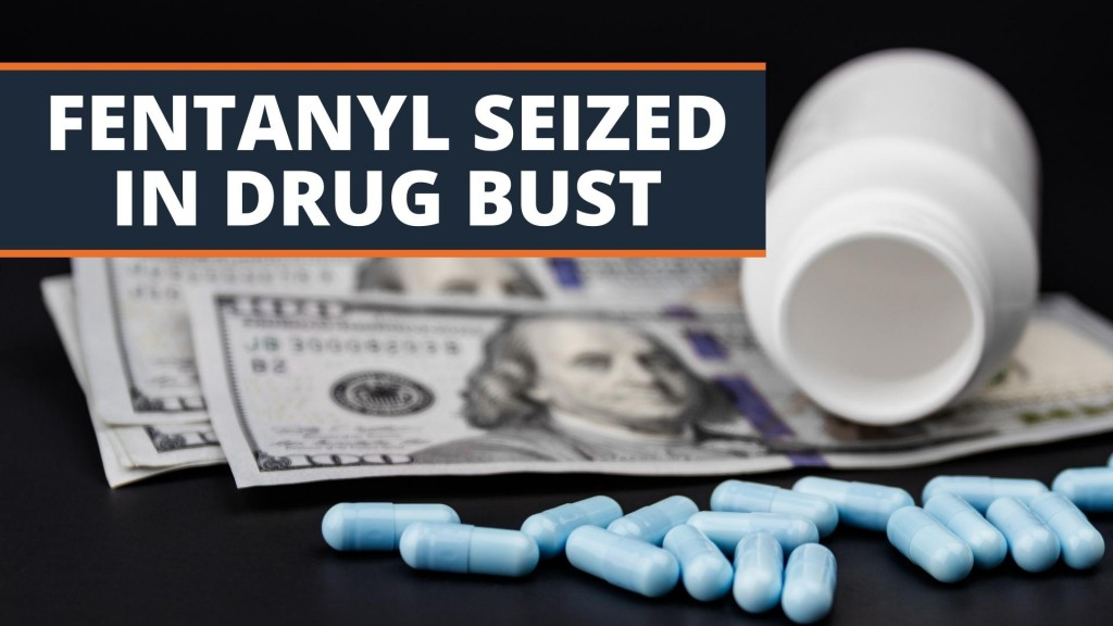 Drug Bust Includes About 400 Capsules Of Fentanyl In Sw Missouri