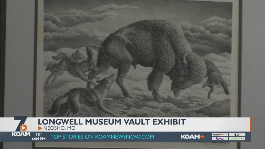 Crowder College Museum Displays Pieces From Its Permanent Collection