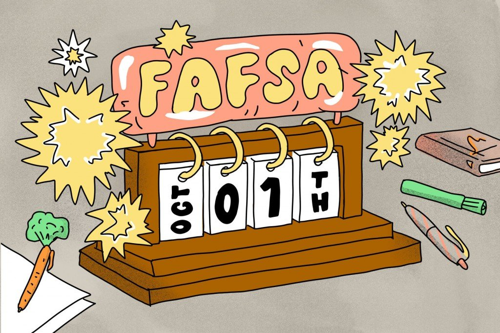 The Fafsa Opens Today. What Families Need To Know About Applying For Federal Student Aid
