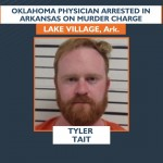 Oklahoma Physician Arrested In Arkansas On Murder Charge