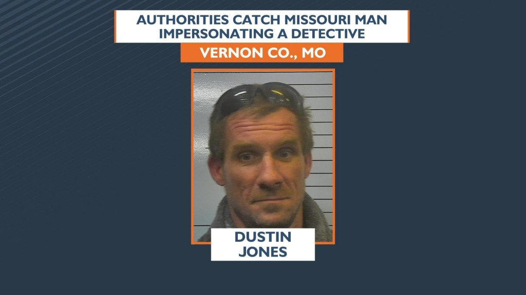 Authorities Catch Missouri Man Impersonating A Detective