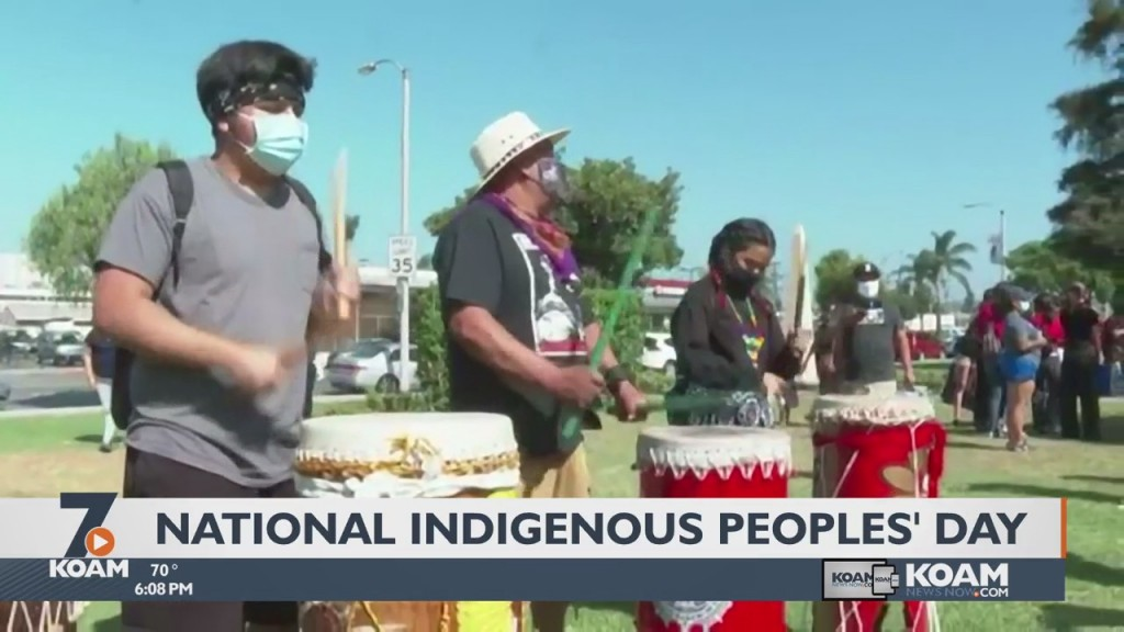 The 4 States Celebrate National Indigenous Peoples Day.