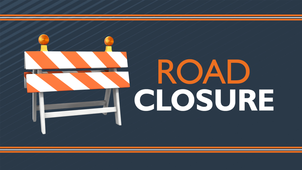 Intersection at Highway 171 and 96 closed for roadwork